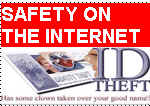 SAFETY ON THE INTERNET, ID THEFT, THE POLICE NOTEBOOK BY THE UNIVERSITY OF OKLAHOMA