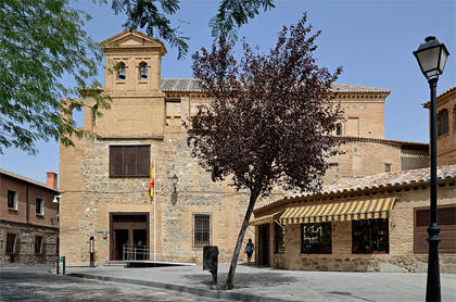 THE SYNAGOGUES OF EL TRANSITO, TOLEDO, SPAIN
