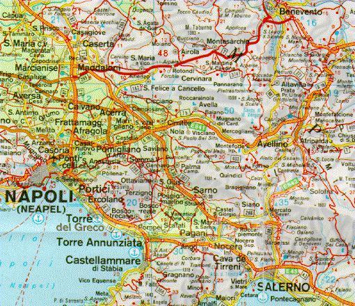 ITALY: CAMPANIA: AVELLINO